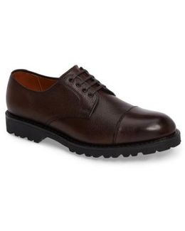 Tate Cap Toe Derby