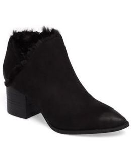 Preview Faux Fur Lined Bootie