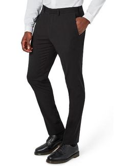Muscle Fit Suit Trousers
