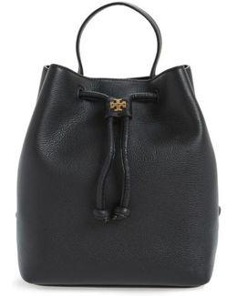 Georgia Leather Backpack