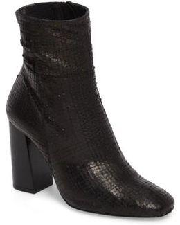 Nolita Block Heel Bootie