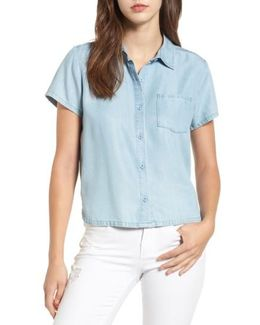 Let's Go Chambray Shirt