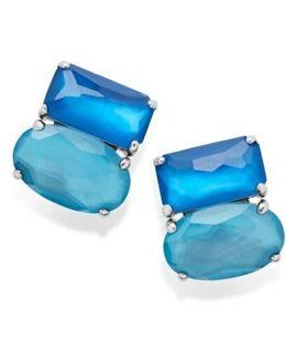 Wonderland Cluster Stud Earrings