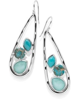 Rock Candy Teardrop Earrings