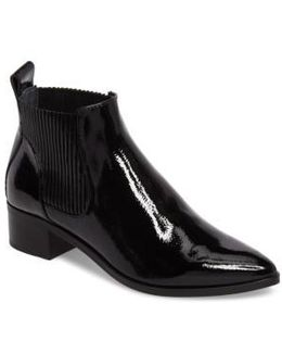 Macie Pointy Toe Chelsea Bootie