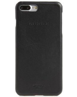 Iphone 7/7 Plus Leather Case