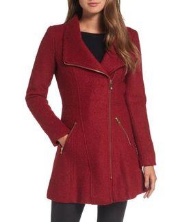 Asymmetrical Coat