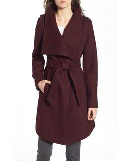 Wrap Trench Coat
