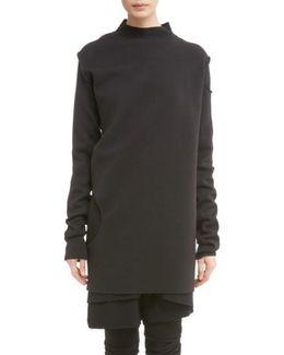 Subhuman Merino Wool Convertible Sweater