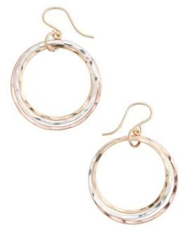 Wellness Small Hoop Earrings
