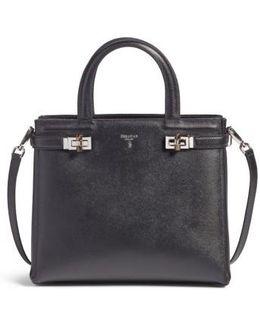 Small Meline Evolution Leather Bag