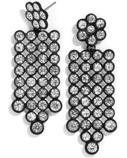 Disco Drop Earrings
