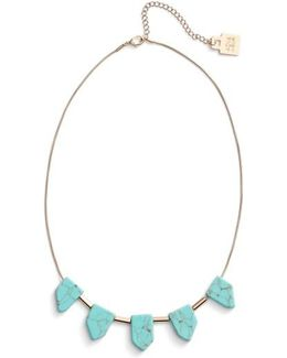 Frontal Necklace