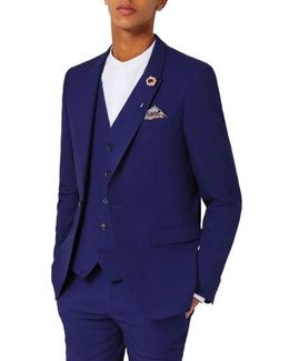 Infinity Ultra Skinny Fit Suit Jacket