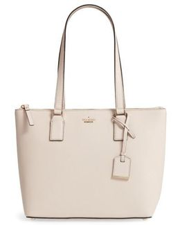 Cameron Street - Small Lucie Leather Tote