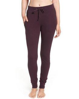 Ugg Clementine Cotton & Silk Pajama Pants