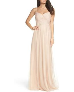 Brooks Tulle Gown