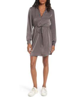 Payton Cinched Waist Dress