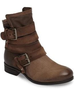 Savvy Buckle Bootie