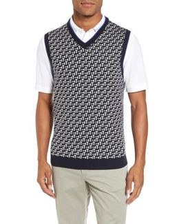Tommas Golf Merino Sweater Vest