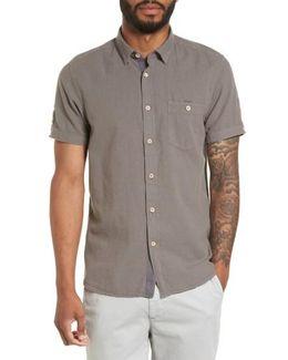 Shrwash Modern Slim Fit Sport Shirt