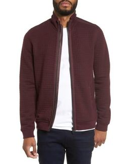 Ken Quilted Bomber Jacket