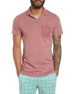 Stelly Modern Slim Fit Polo