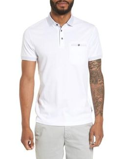 Rickee Modern Slim Fit Polo