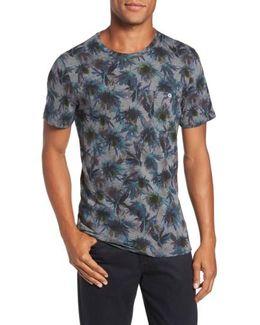 Katatak Thistle Print T-shirt