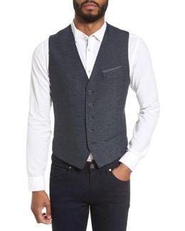 Portwai Semi Plain Vest
