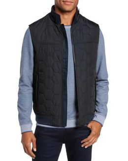 Ferny Quilted Vest