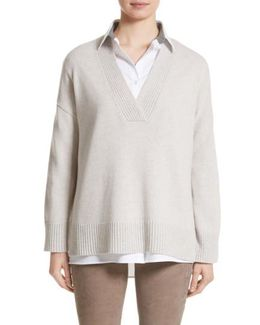 Vanise Cashmere Sweater