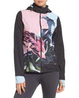 Eden Floral Print Jacket