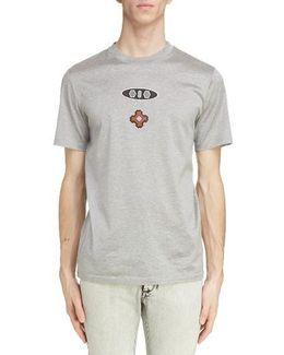 Patch Detail T-shirt