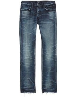 Demon Slim Straight Jeans