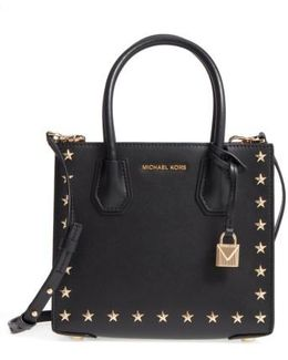 Medium Mercer Studded Tote