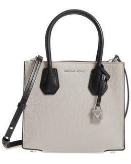 Medium Mercer Leather Tote