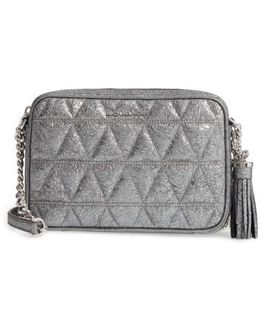 Medium Ginny Leather Camera Bag