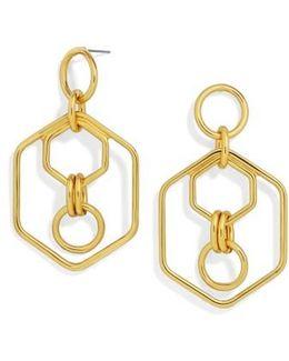 Stephania Hoop Earrings