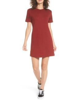 Short Stop T-shirt Dress
