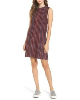 Foolish Stripe Knit Dress