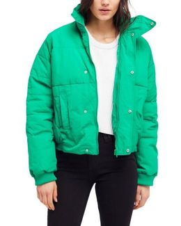 Cold Rush Puffer Jacket