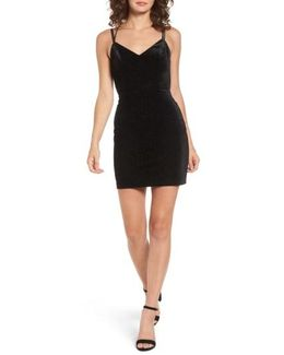 Strappy Body-con Dress