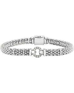 Enso Diamond Bracelet