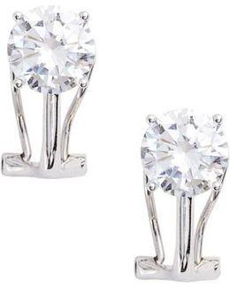 Clip-on Stud Earrings