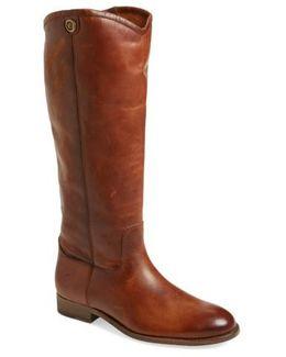 Melissa Button 2 Knee High Boot