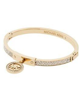 Ladies Brilliance Bracelet Gold