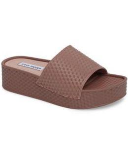 Sharpie Slide Sandal