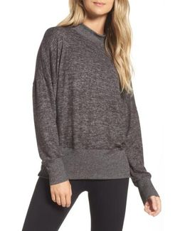 Cozy Mock Neck Pullover