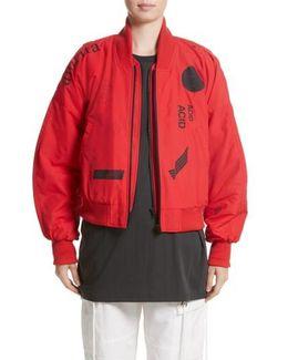 Kaneda Bomber Jacket